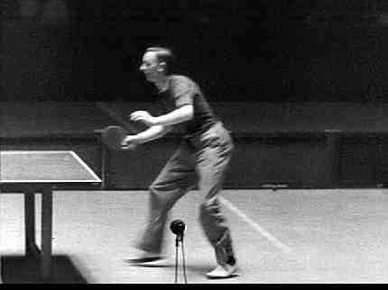 История развития настольного тенниса в Мире